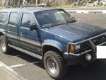 Photo 1994 V6 3L Nissan Sani 4x4 For sale (Extras)