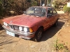 Photo BMW 320 E21 Left Hand Drive 1981 in running...