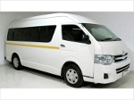 Photo Toyota Quantum 2.5D-4D GL 14-Seater