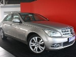 Photo 2008 Mercedes-Benz C220 CDi Classic automatic...