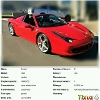 Photo 2012 Ferrari 458 Spider for Sale