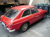 Photo 1967 MGB GT 1800 Coupe