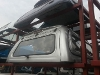 Photo Toyota hilux dc 19992- canopy stop silver...