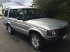 Photo Silvia - 2003 Land Rover Discovery TD5 Auto