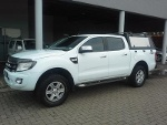 Photo 2012 Ford Ranger 3.2 TDCi XLT 4X4 Double Cab