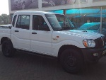Photo 2012 Mahindra Scorpio 2 CRDe mHAWK Double cab...