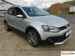 Photo 2012 Volkswagen Polo 1.6 Cross 5dr