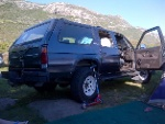 Photo 94 Nissan Sani SUV for sale or swop Cape Town