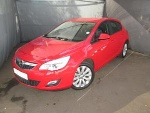 Photo 2011 Opel Astra 1.6 Essentia 5-Door (Used)