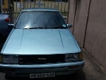 Photo 1986 Toyota Avante Hatchback