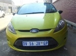 Photo 2015 Ford Fiesta 1.4 used car for sale in North...