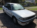 Photo 1993 Toyota Corolla Sedan