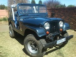 Photo Willys jeep 350 chevy v8 4x4