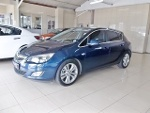 Photo 2011 opel astra 1.6t sport