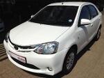 Photo Toyota Etios sedan 1.5 Xs