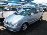 Photo Silver Hyundai Trajet with 221000km available now!